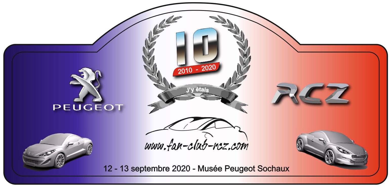 Sondage plaque 10 ans RCZ (CLOS) - Page 3 Plaque23