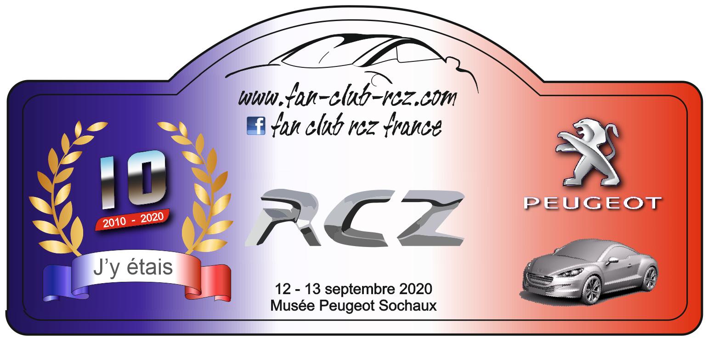 Sondage plaque 10 ans RCZ (CLOS) Plaque26