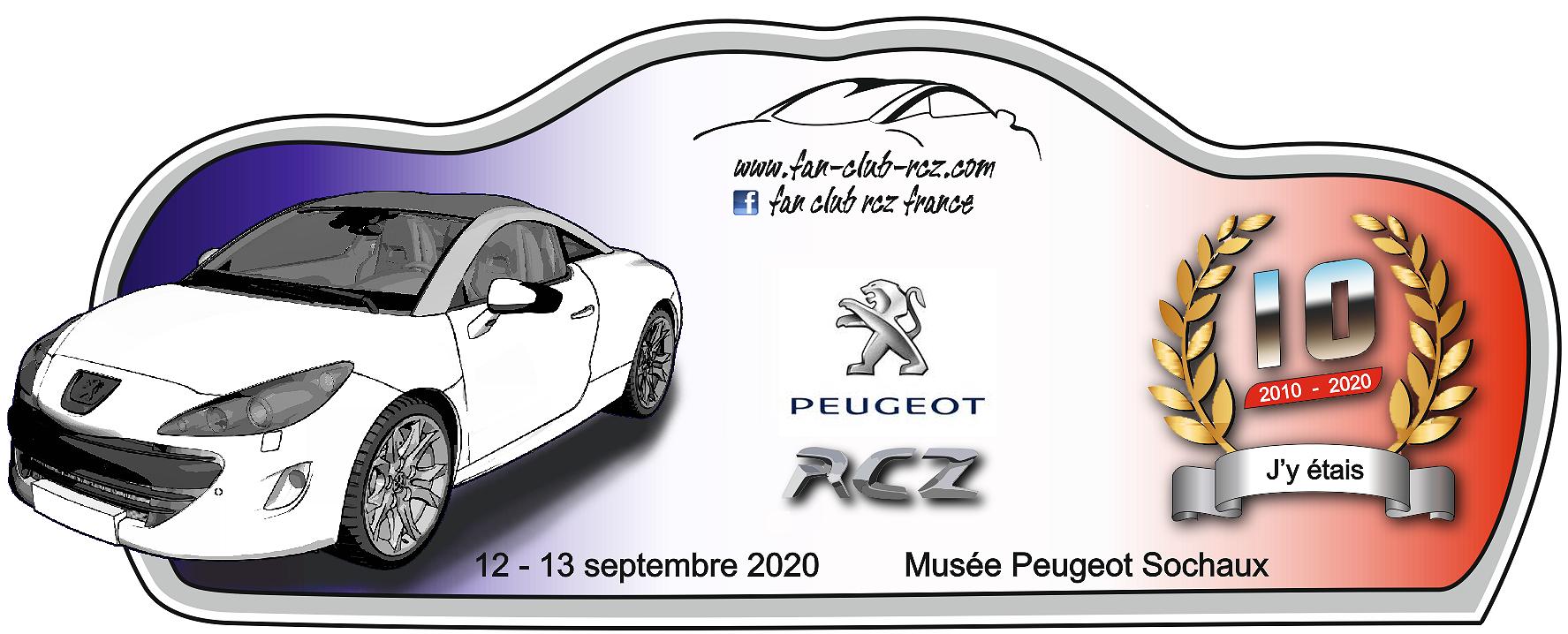 Sondage plaque 10 ans RCZ (CLOS) Plaque32