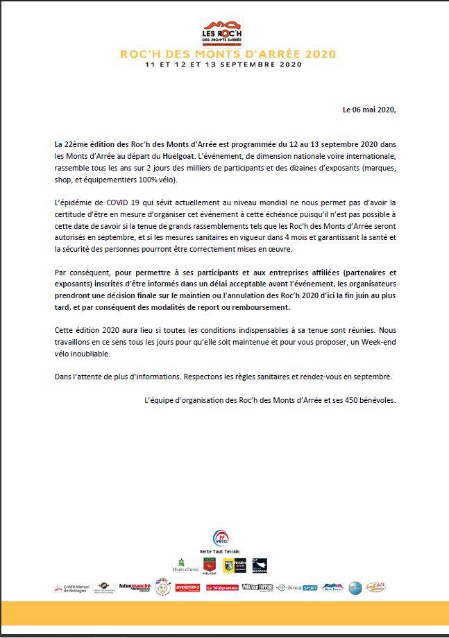 ANNULEE [Sam. 12 et dim. 13 sept. 2020] Roc'h des Monts d'Arrées 2020, édition n° 22 - Page 2 Roch-210