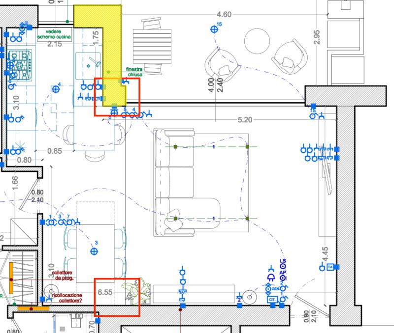 Predisposizione Home Theatre per casa in costruzione 70b58a11