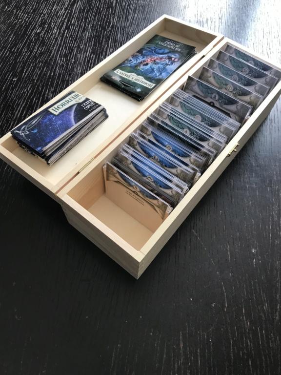 Boîte en bois  Ec9cb310