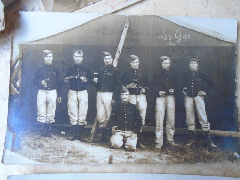récup de familles,photos,carnet de route du 104eme RI (Argentan)1914 Dsc08614