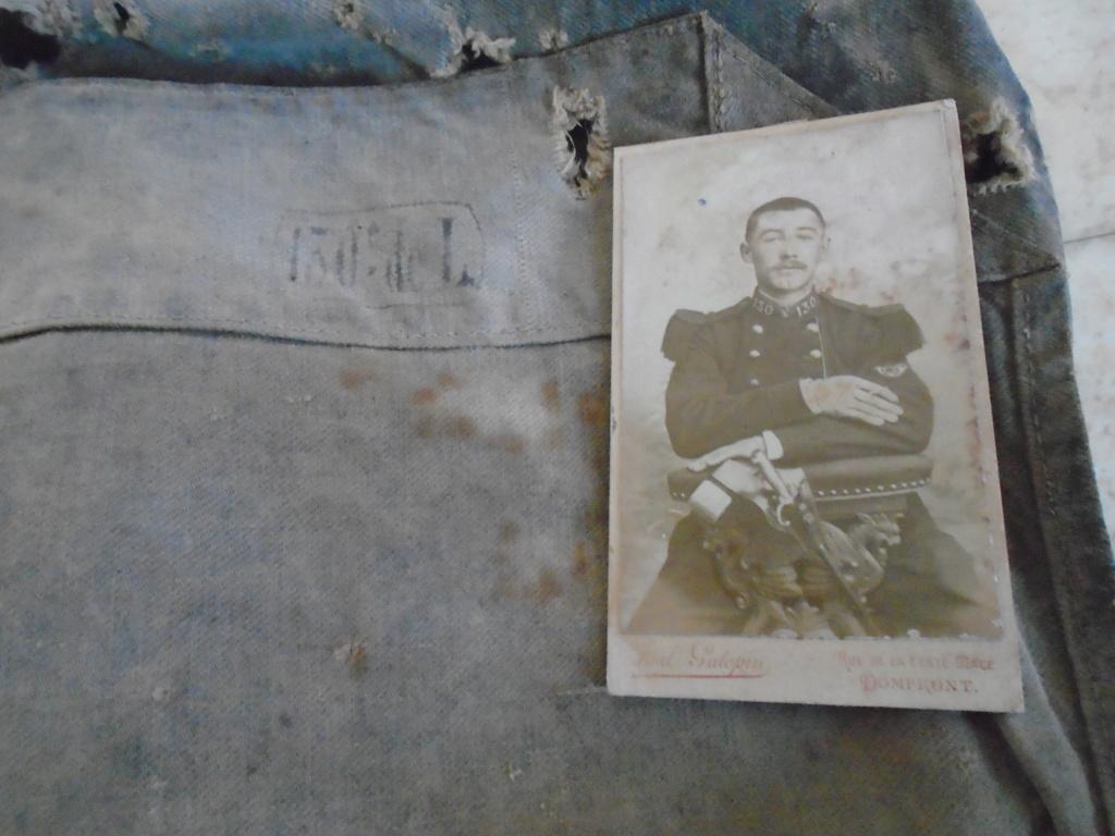 récup de familles,photos,carnet de route du 104eme RI (Argentan)1914 Dsc08619