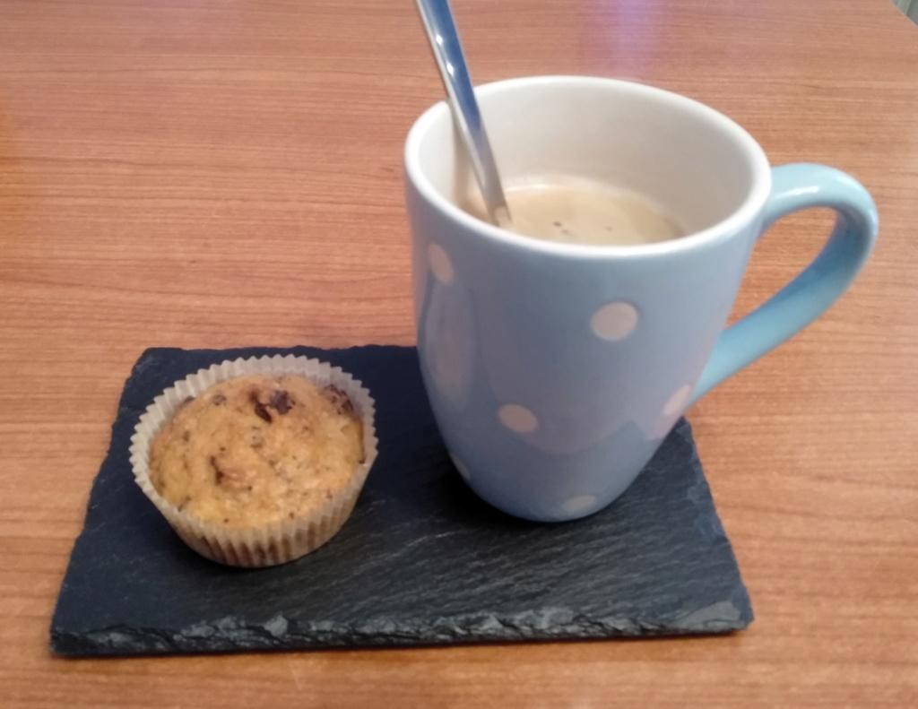Muffin banana e cioccolato Img_2062