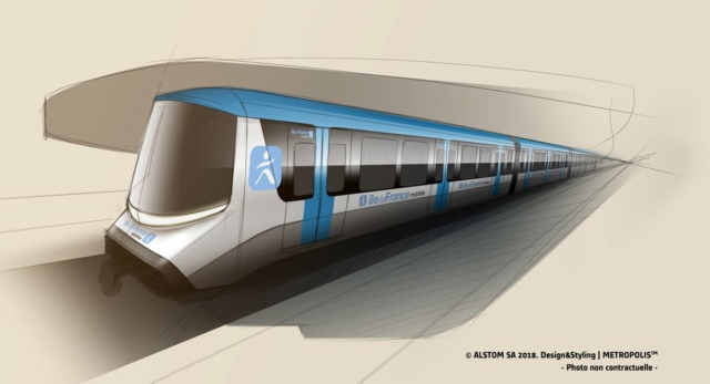premiere impression design MR grand Paris ( alstom design ) Dnjcco10