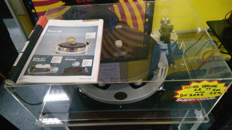 Michell Gyrodec SE Turntable RM7000 Img-2010