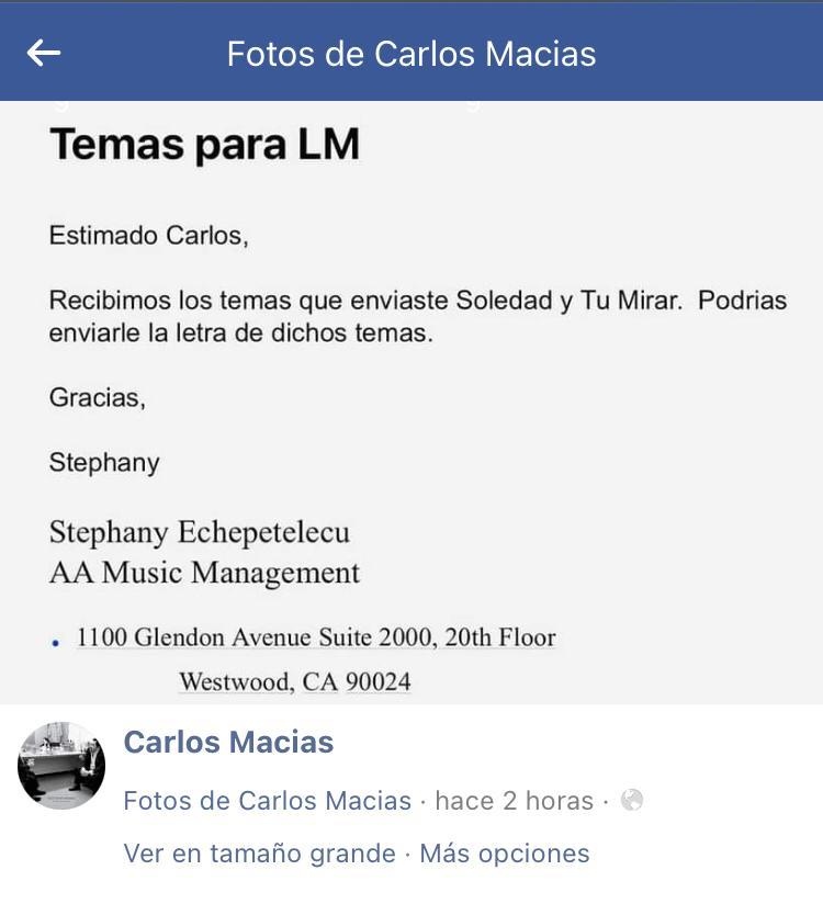 ¿La espera terminó? Aseguran que Luis Miguel ya está grabando nuevo disco 0de4cc10