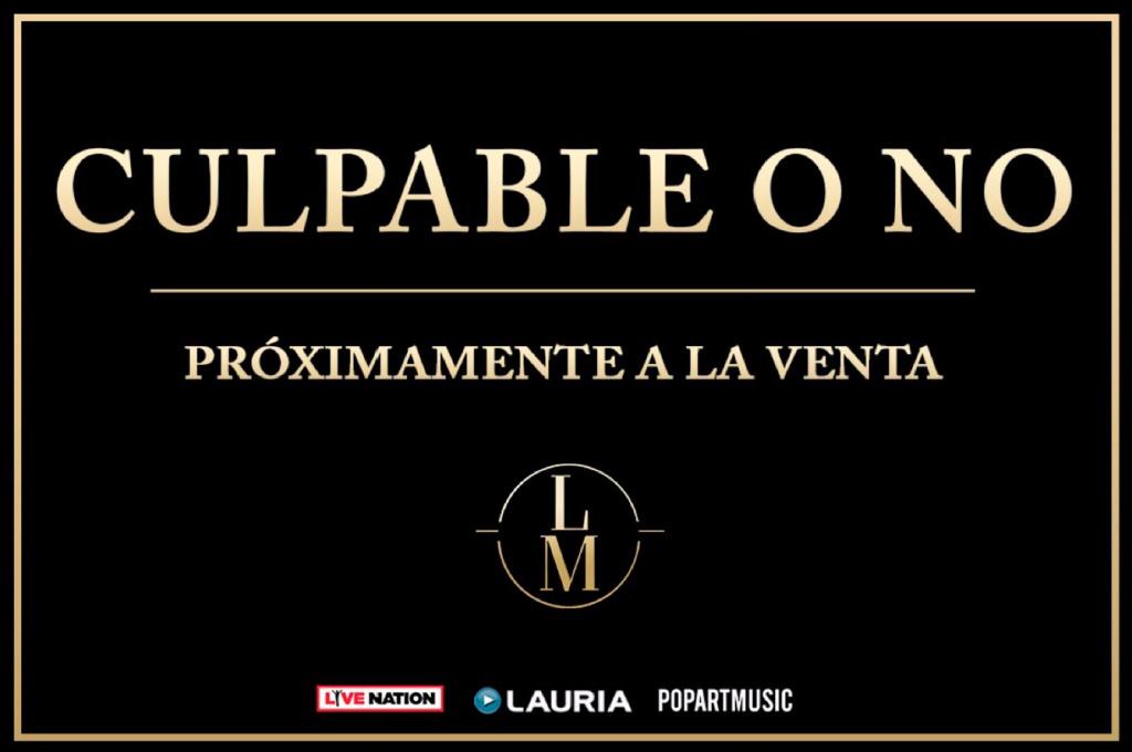 ¡Qué visita!  Luis Miguel viene a la Argentina: se confirmaron sus dos shows para 2019 Culpab10
