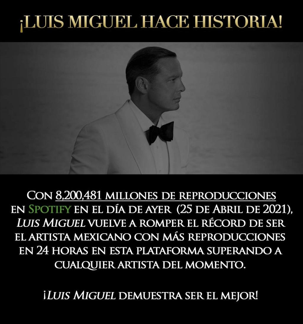 ¡Luis Miguel demuestra ser el mejor! Whatsa20