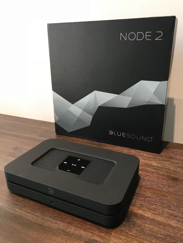 BlueSound Node 2 Img_3810