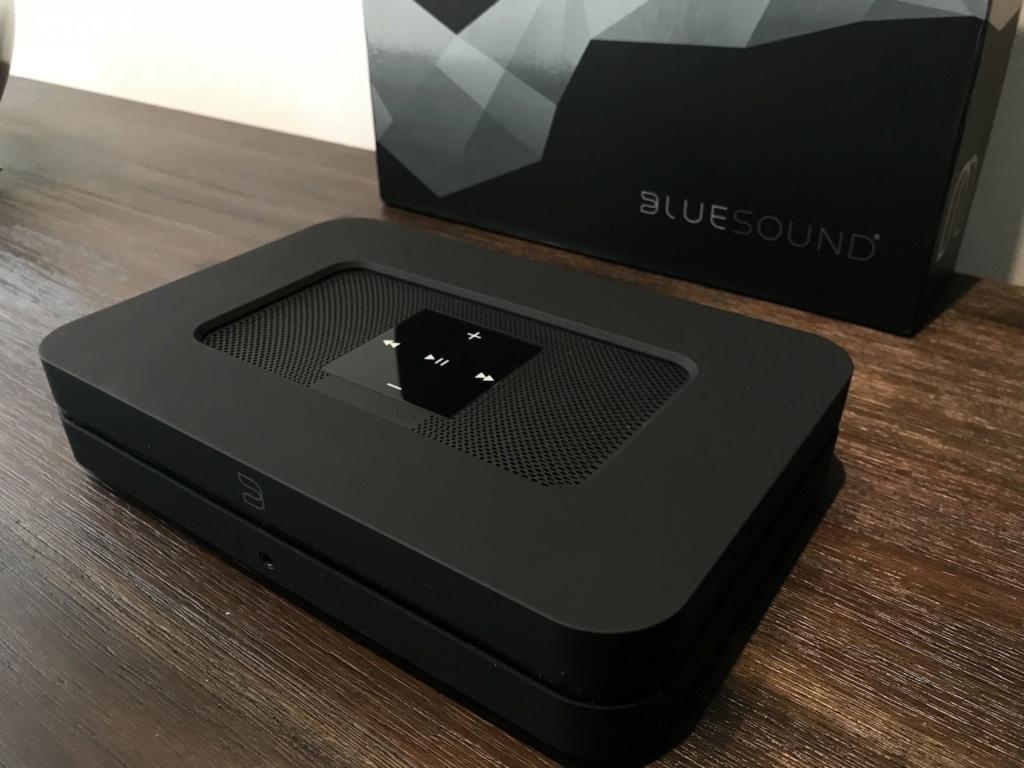 BlueSound Node 2 Img_3812