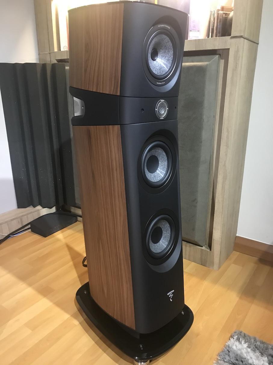 Focal Sopra No 2 High End Floor stand Speaker Img_7510