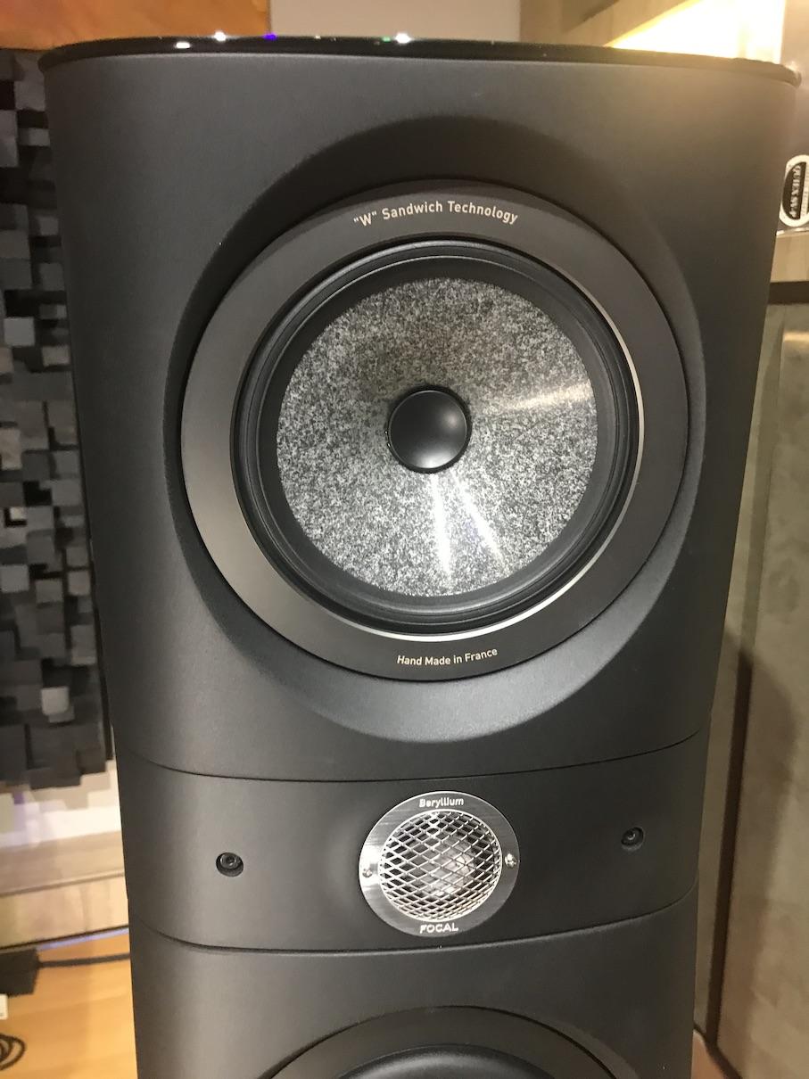 Focal Sopra No 2 High End Floor stand Speaker Img_7511