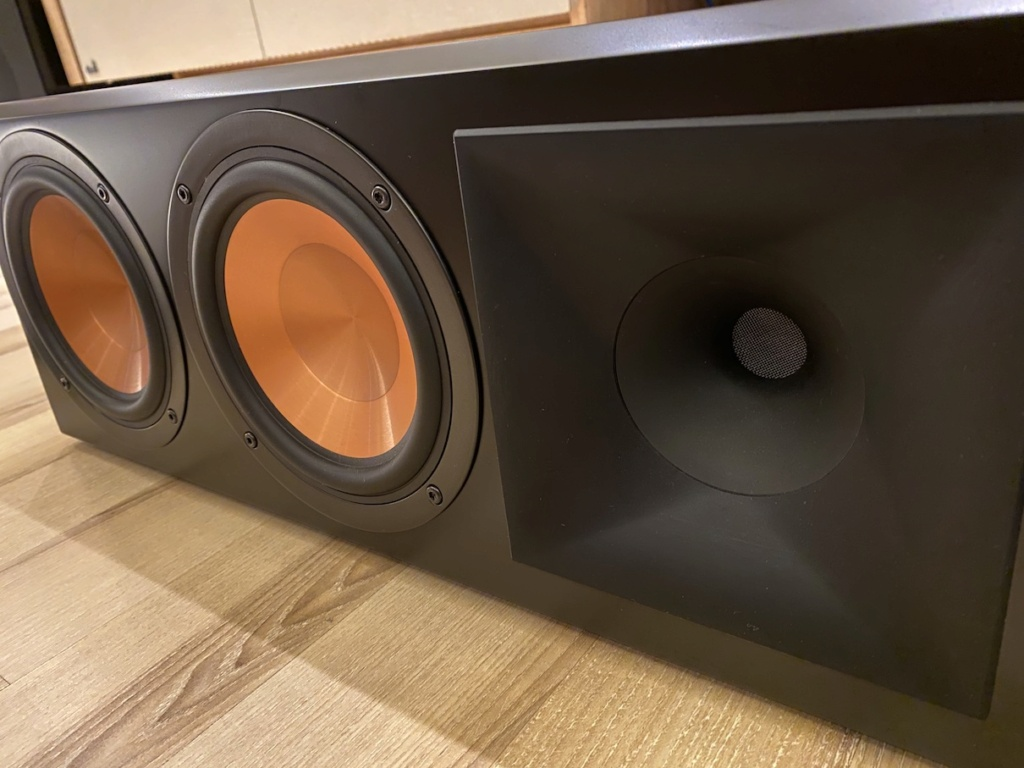 Klipsch RC-64 iii RC64 Flagship Center Speaker made in USA Img_8310