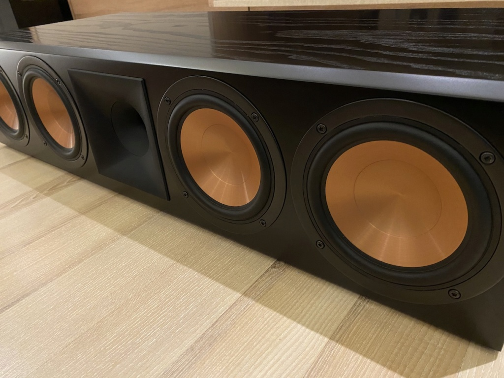 Klipsch RC-64 iii RC64 Flagship Center Speaker made in USA Img_8311