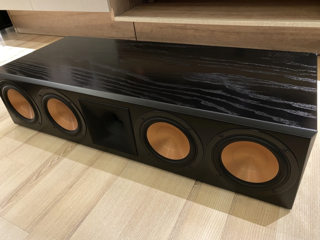 Klipsch RC-64 iii RC64 Flagship Center Speaker made in USA Img_8312