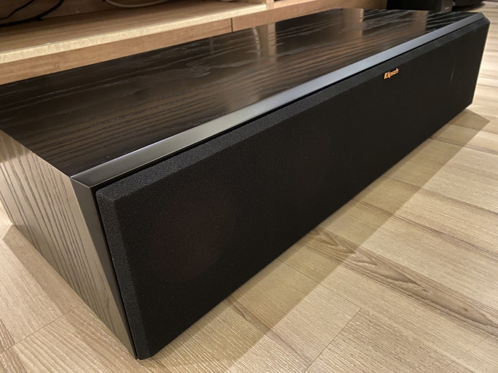Klipsch RC-64 iii RC64 Flagship Center Speaker made in USA Img_8315