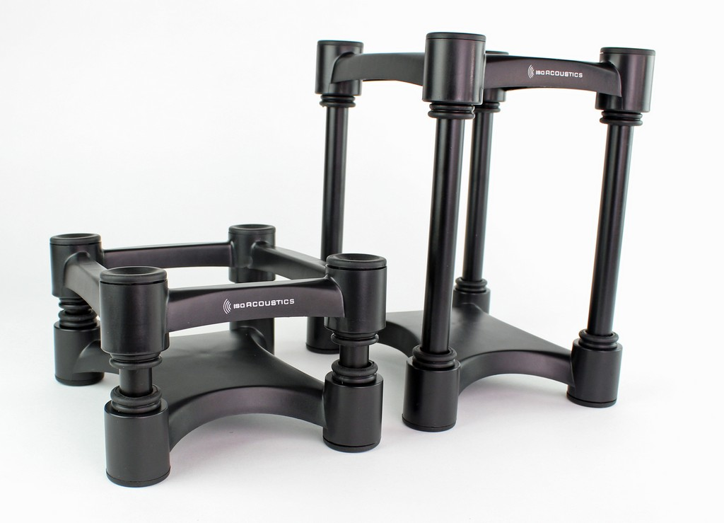 IsoAcoustics ISO-L8R155 Monitor Stand Iso-l810