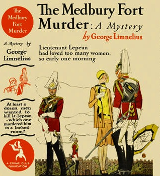 El asesinato del fuerte Medbury - George Limnelius Medbur10