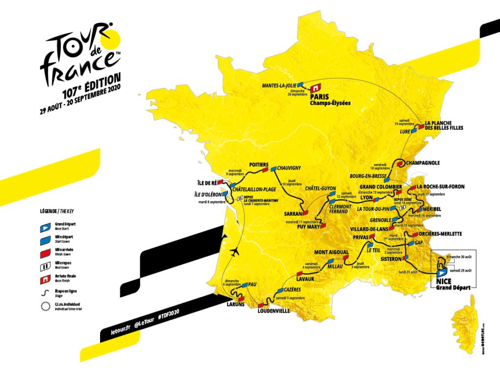 TOUR DE FRANCIA 2020 T113