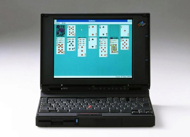 Chuyện về ThinkPad: nút TrackPoint thực ra màu hồng, Tim Cook đứng sau dự án 701C, ... 41478111