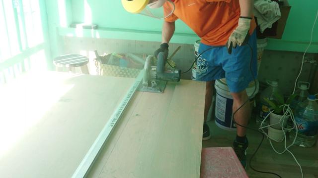 Chia sẻ quá trình DIY bàn làm việc/giải trí phong cách Minimalism 49779111