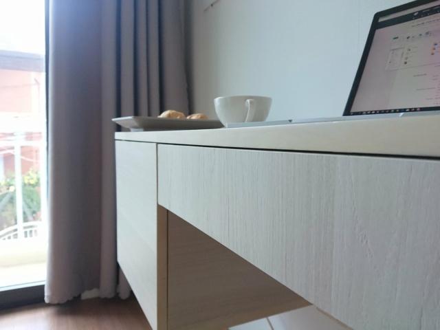 Chia sẻ quá trình DIY bàn làm việc/giải trí phong cách Minimalism 49780410