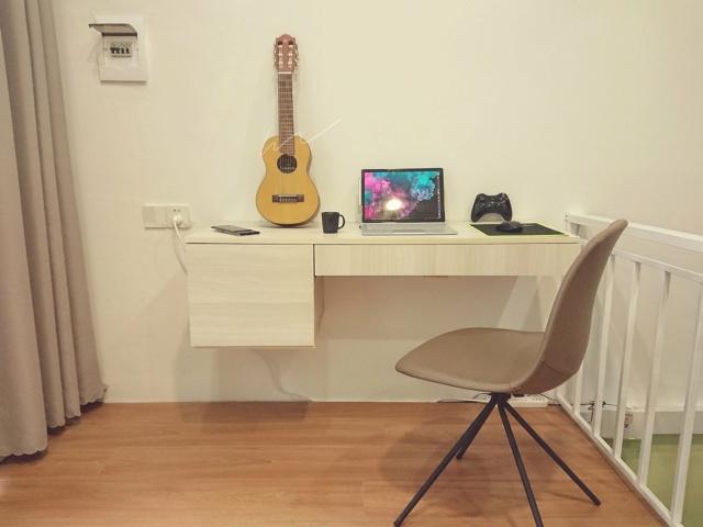 Chia sẻ quá trình DIY bàn làm việc/giải trí phong cách Minimalism 49783310