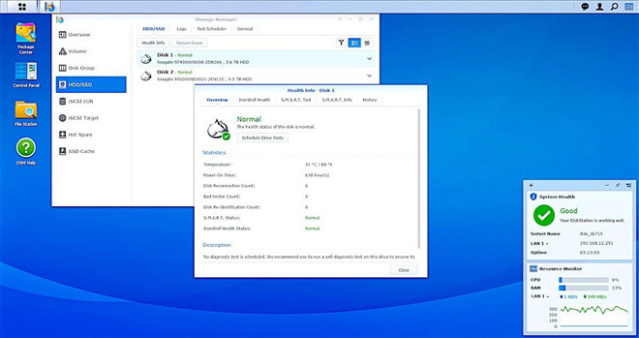 SSD chuyên dụng cho NAS: Seagate Ironwolf hay Enterprise Samsung... A10