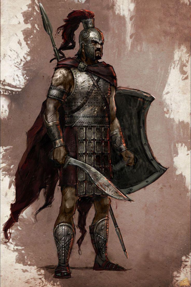 Tiberias, Gunderman Noble Warrior 2ed57810