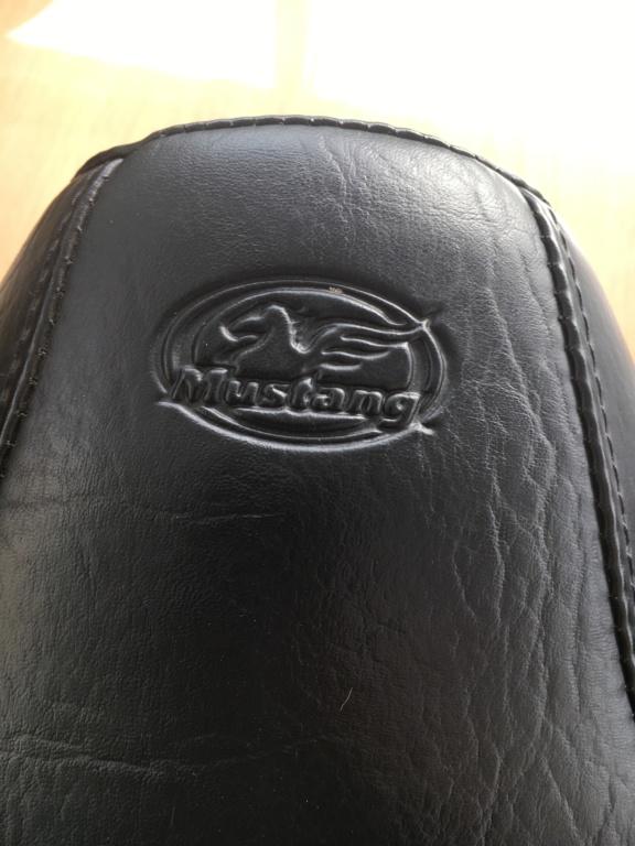 Selle Mustang Sportster Img_5816