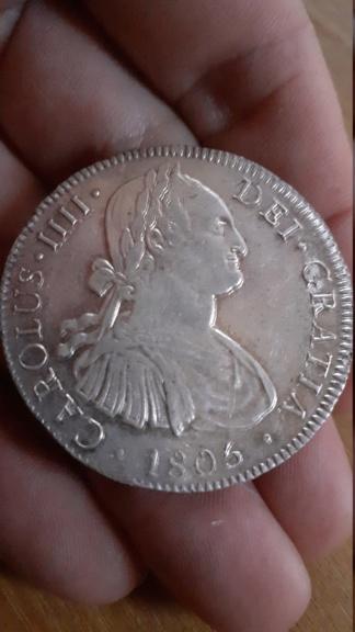 8 reales 1805 TH. México - Página 2 20200913