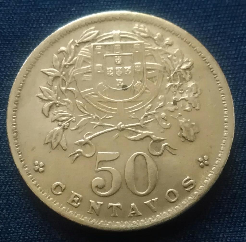 Ná, hoy pasaba por aquí ... 50 Centavos de 1930. República de Portugal. Img_2059