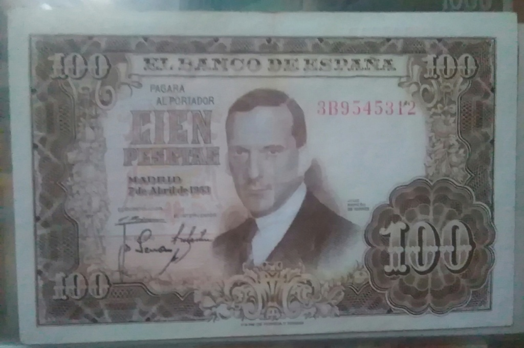 Investigación - Billetes de 100 pts 1953 Romero de Torres Img_2062