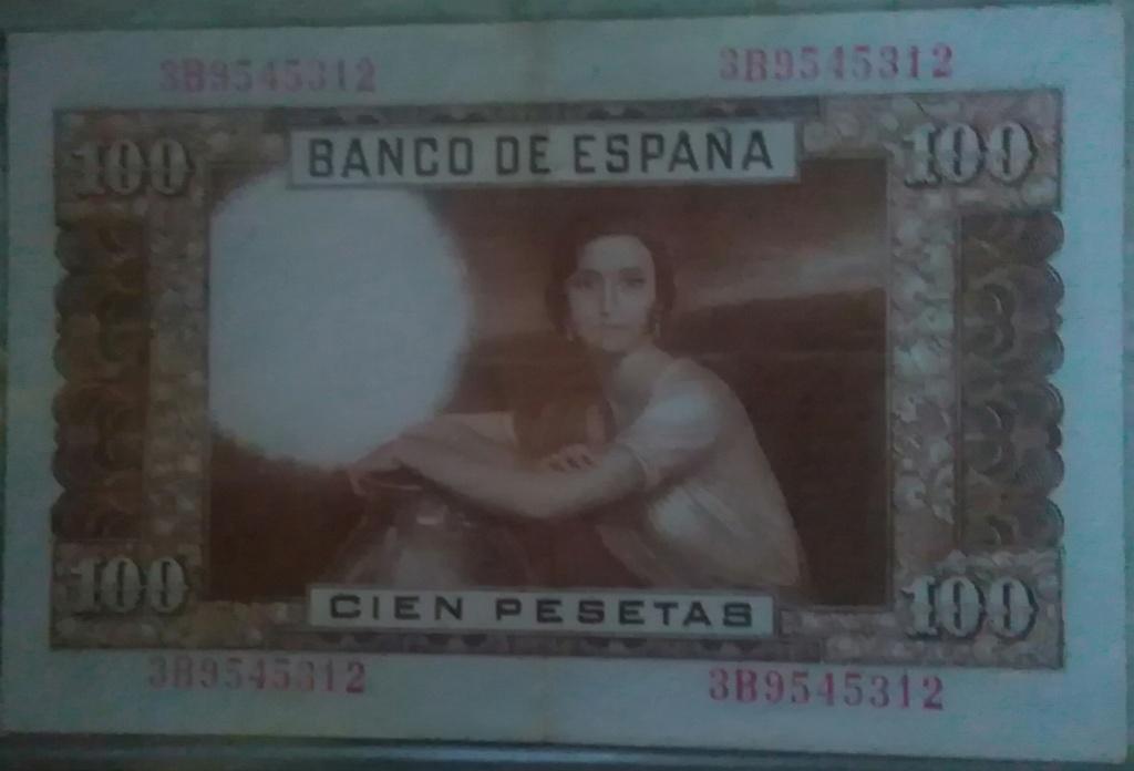 Investigación - Billetes de 100 pts 1953 Romero de Torres Img_2063