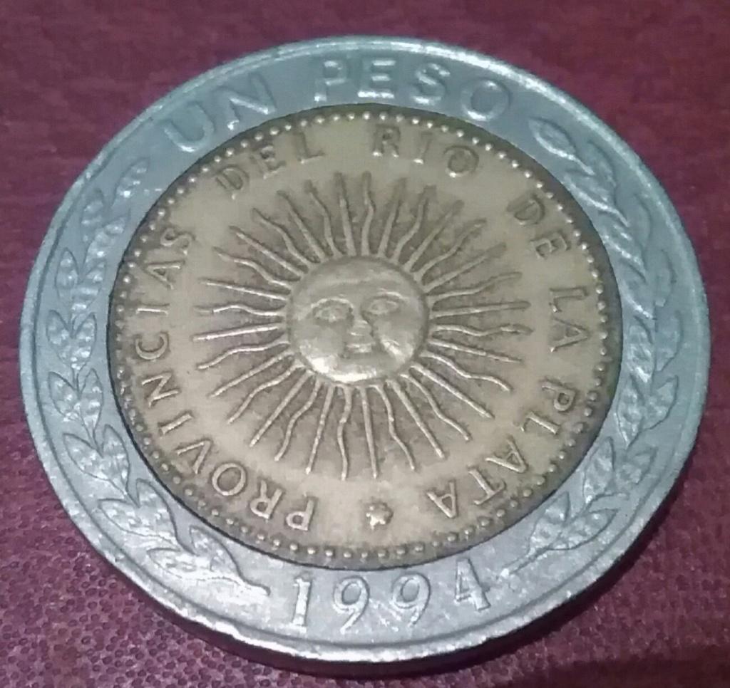 1 Peso de 1994. República Argentina. Img_2103
