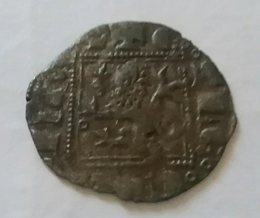 Dinero noven de Alfonso XI. León Img_2108