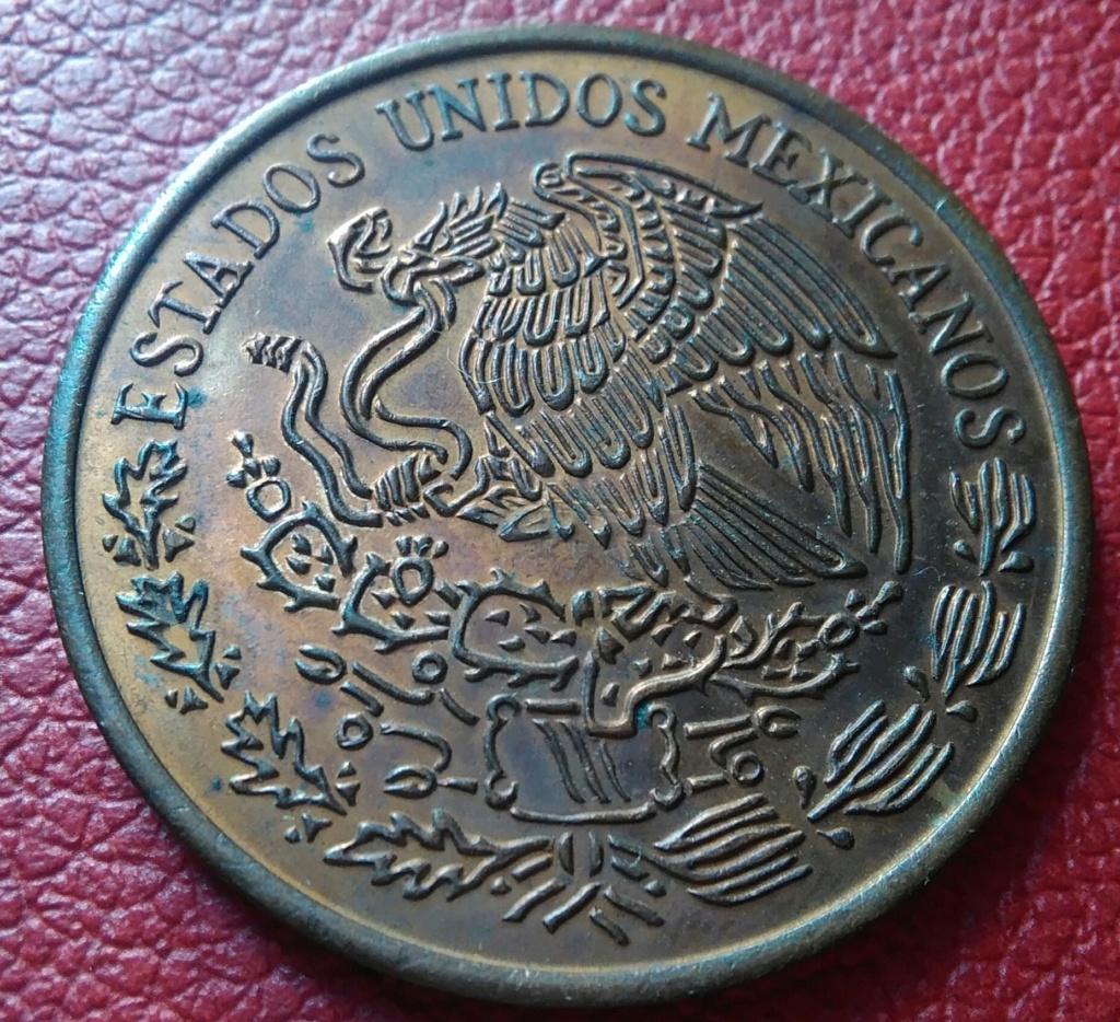 20 centavos de 1973. Estados Unidos Mexicanos. Img_2133