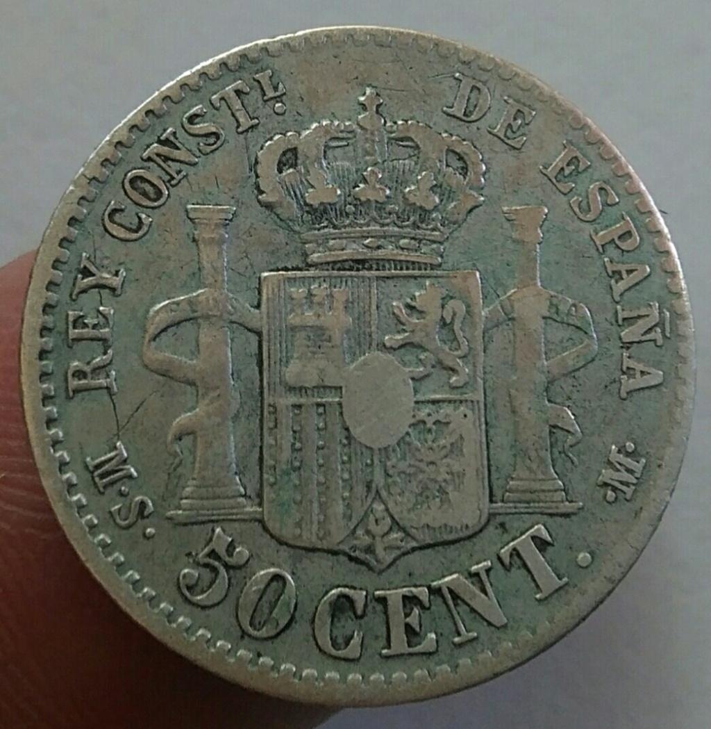 Contramarca o símbolo de coleccionista en 5 pesetas de Alfonso XII - Página 2 Img_2154