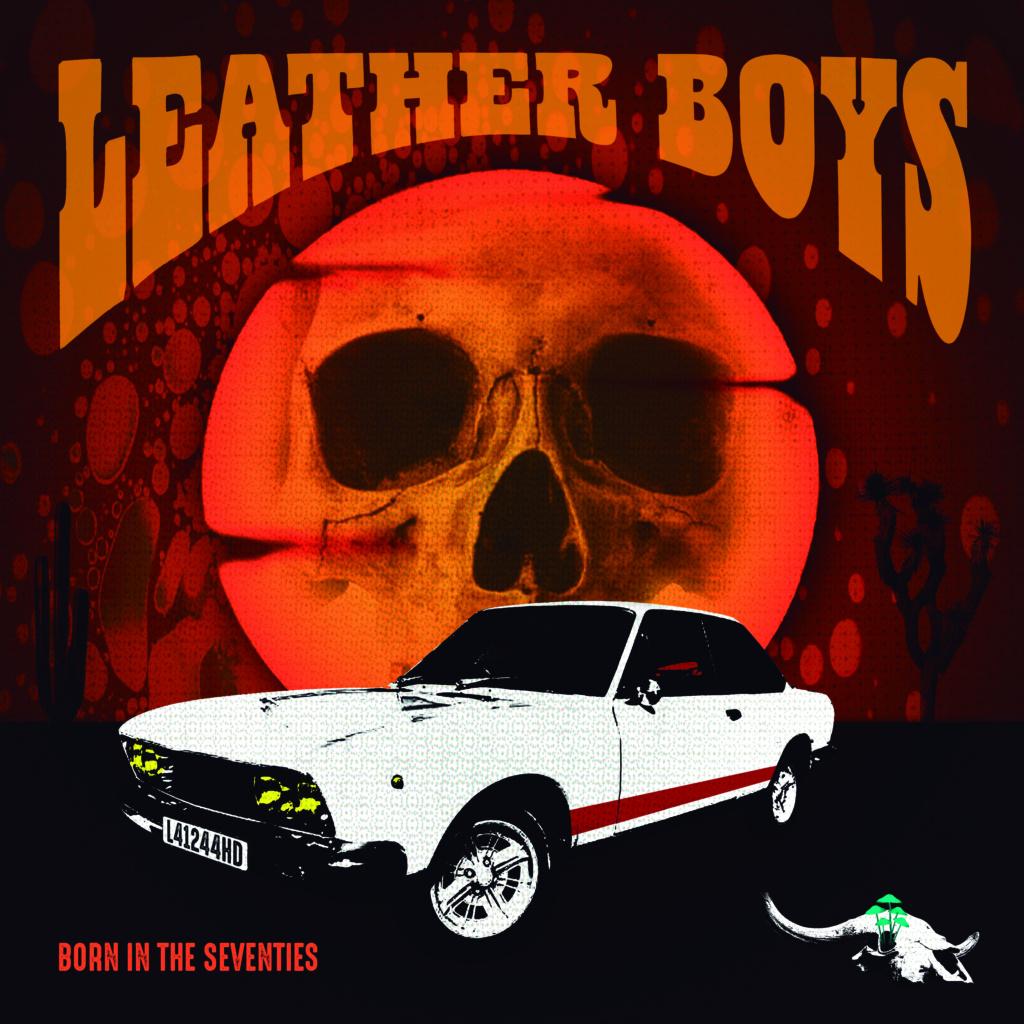 """Leather Boys nuevo disco """"Born in the 70's""""(YA A LA VENTA). Presentación oficial en directo 28 marzo Avilés (Asturias) y 3 Julio Sala Son Cangas (Galicia). 40a91010"""