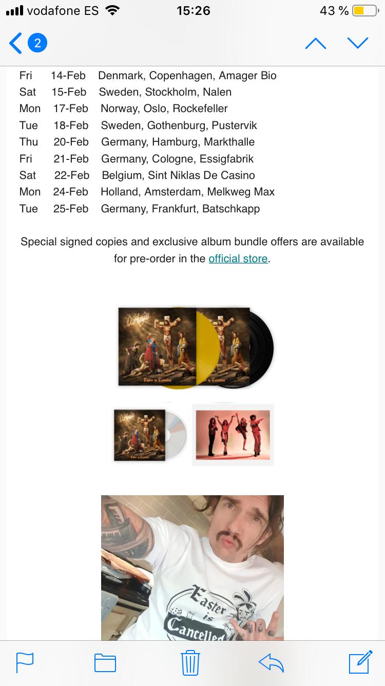 THE DARKNESS - Disco nuevo y gira para enero/febrero 2020 - Página 19 8f8bbf10