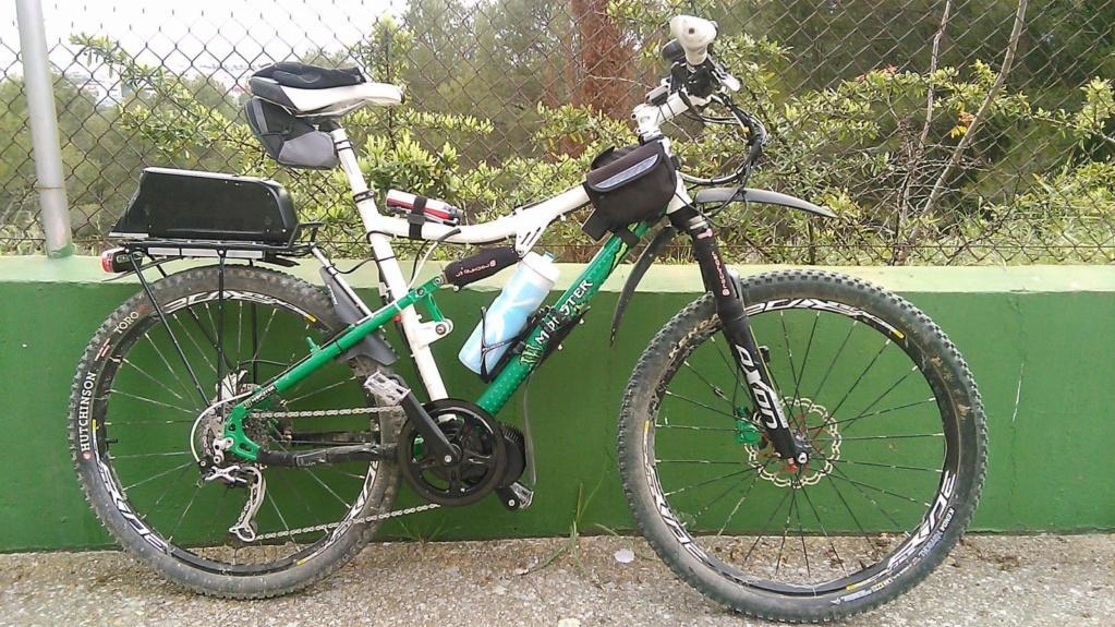 Opiniones contrapuestas: Motor central Bafang en pedalier pressfit 92 80964110