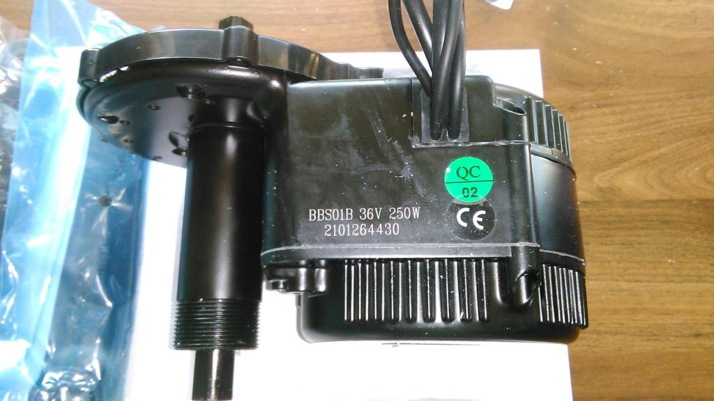 Motor Central Bafang BBS01B... Luces y Sombras... la estirpe continua Img_2118