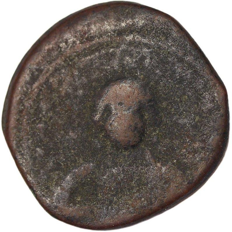 Follis anónimo atribuido a Juan I. Smg_1118