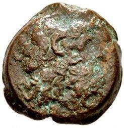AE21 de Ptolomeo VI Filometor. Alexandría Smg_1129
