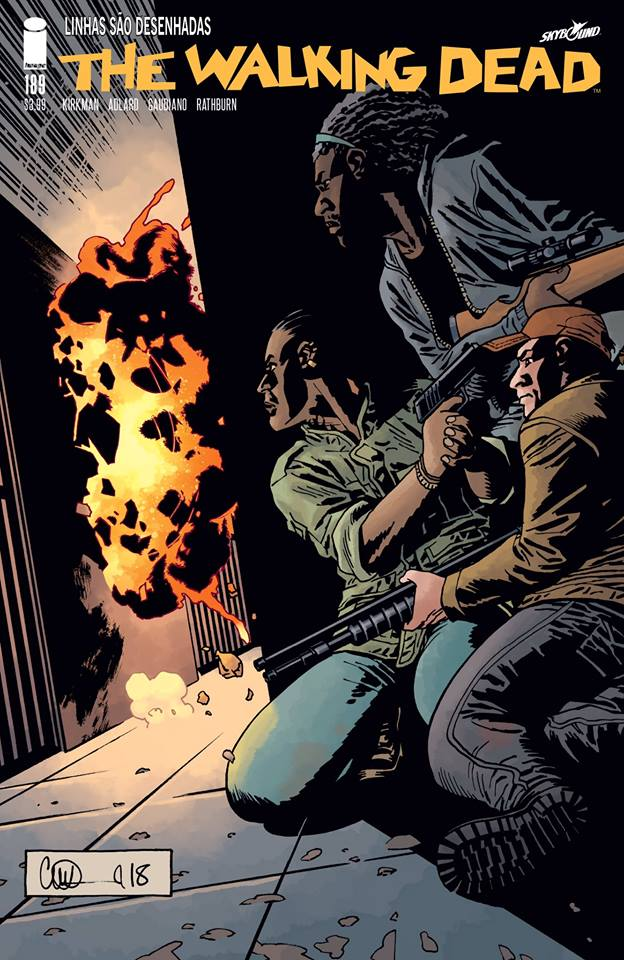 [Discussão] — The Walking Dead - Página 4 50537110