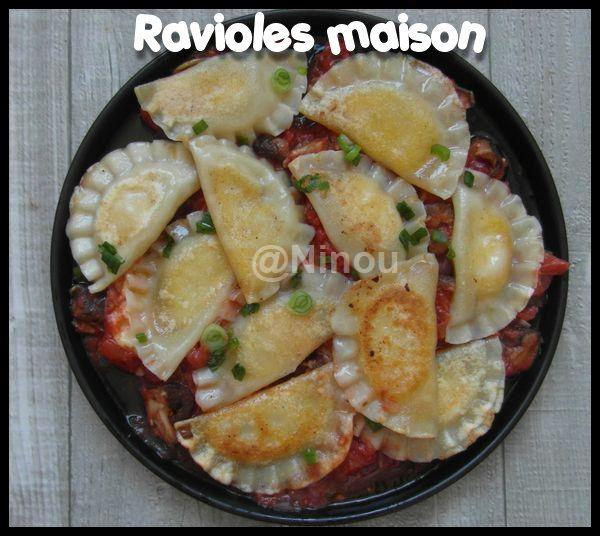 La vraie recette de ravioles maison au bouillon & Parmesan  Ninou10