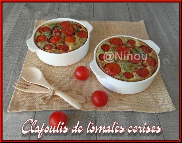 Clafoutis de tomates cerises Sam_8020