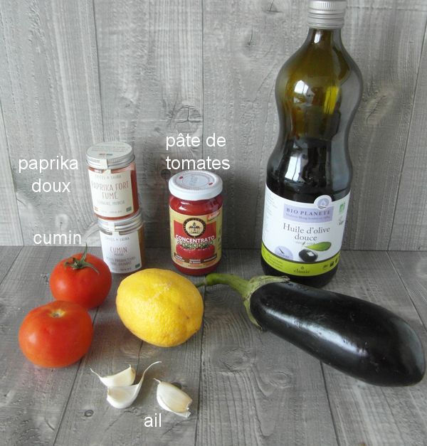 Caviar d'aubergine tomaté+photos Sam_8114